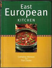EAST EUROPEAN KITCHEN by Catherine Atkinson and Trish Davies (2001)
