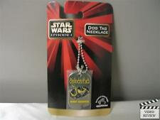 Naboo Fighter Star Wars Episode I Dog Tag Applause NEW