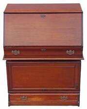 Original Victorian 20th Century Antique Bureaux