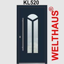 WeltHaus Haustür WH75 Tür Aluminium mit Kunststoff KL520 Dortmund Türen AKTION