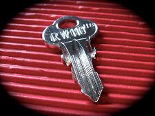 WURLITZER Jukebox #RW110 Cabinet Master Key-Suits Many Models-LQQK!