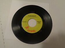 THE BABYS Give Me Your Love / Isn't It Time Chrysalis 45 CHS 2173 1977 EXC