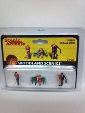 Woodland Scenics figures people miniature LOVERS HO Scale #1833 A1833 Diorama