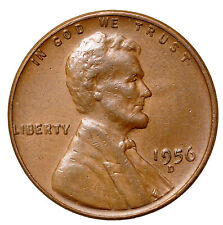 UNITED STATES 1 Cent 1956 D №6227