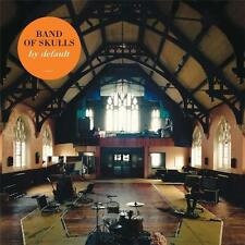 BAND OF SKULLS BY DEFAULT DIGIPAK CD NEW