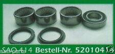 Kawasaki ZXR 750/ZXR 750 R - Kit roulements bras oscillant - SAO-414- 52010414
