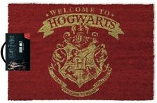 Felpudo Harry Potter Bienvenido a Hogwarts