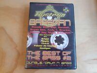 Hysteria Bassman Best of Bass #2 8 Cassette Tape Box Set Ronnie Size