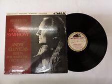 André Cluytens, Beethoven, Pastoral Symphony, White Gold (ASD 433) LP HMV 1960