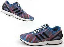 c181afa90 Adidas ZX Flux Mens Fitness Running Shoes Multi