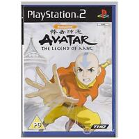 PLAYSTATION 2 AVATAR THE LEGEND OF AANG PS2 PAL SONY [LN]