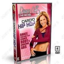 Dance Off The Inches Cardio Hip Hop : New Exercise DVD (Beginners Level)