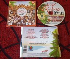Latin TROPICAL TRIBUTE TO THE BEATLES Celia Cruz Tito Puente SPAIN CD LA LUPE