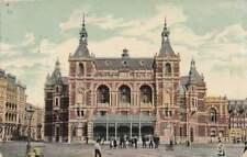 Ansichtkaart Nederland : Amsterdam - Stadsschouwburg (bd265)