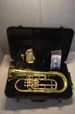 NEW - YAMAHA YEP-201M SERIES CONVERTIBLE MARCHING Bb EUPHONIUM