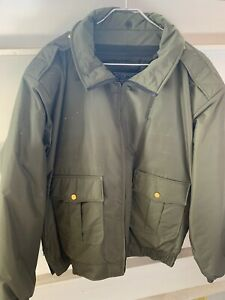 Spiewak Golden Fleece Mens Police Duty Jacket Size XL Thinsulate Insulation NEW