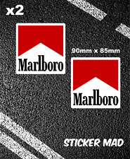 MARLBORO Classic Stickers F1 McLAREN Honda SENNA PROST  MOTO GP Superbikes