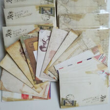 60pcs Vintage Ancien Mini Paper Envelopes Wedding Invitation Envelope Card Gift