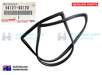 GENUINE Toyota LandCruiser FZJ75 HZJ75 HDJ79 HZJ79 VDJ79 Windscreen Rubber Seal