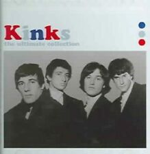 The Kinks Ultimate Collection UK CD Album Compilation Sanctuary Sandd109 2002
