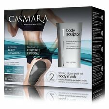 Casmara Integral Body Treatment Sculptor Cream 200 ml Peel-Off Mask 4 Sessions