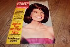 Bunte Nr 32 1965  Karl May Der Ölprinz/Jackie Kennedy
