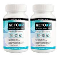 Keto Xp Keto Pills Boost Weight Loss Diet Pills Best Keto XP BHB Supplement x 2