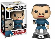 Star Wars Azul Snaggletooth contrabandistas Bounty Pop Vinilo-Nuevo Exclusivo En! Stock