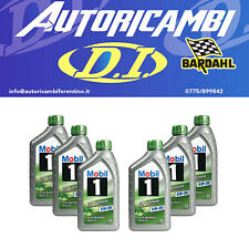 4 litri Olio Mobil 1 ESP 5w30 4 lt Synthese Technology Longlife