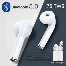 Wireless Bluetooth Headphone with Charging Case for iPhone & Android Phones