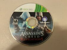 Assassin's Creed: Revelations (Microsoft Xbox 360, 2011) - DISC ONLY