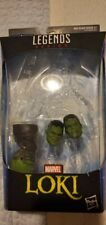 aHasbro Marvel Legends Series Hulk (EndGame) BAF (Head and Right Leg Only)