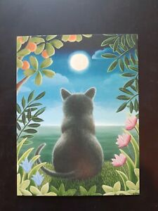"""Funny Miss You Card ~ Notions ~ Smaller Card 5"""" x 4"""""""