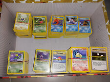 Lotto 45 carte Pokemon Set Base, Jungle, Fossil, Rocket, Gym, Legendary, Neo ecc