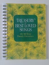 TREASURY OF BEST LOVED SONGS 114 ALL-TIME FAMILY FAVORITES