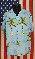 Rare VTG Reserve Collection Made Hawaii Hawaiian Rayon Shirt Aloha Dress Med HI