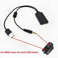 Car Aux Bluetooth Audio For Bmw E90 E91 E92 E93 Cable Adapter Accessories