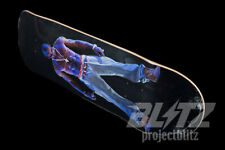 SUPREME TUPAC HOLOGRAM SKATEBOARD DECK BLACK SS20 2020