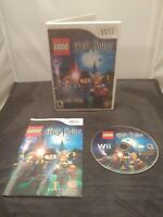 LEGO Harry Potter: Years 1-4 (Nintendo Wii) - CIB - Tested - Tracked Shipping