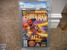 Amazing Spiderman 20 cgc 9.8 Marvel 2000 100 page monster #461 tough in 9.8 MINT