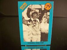 Darrell Waltrip #88 Gatorade Texas World Speedway Grand Opening 1991 Card #9