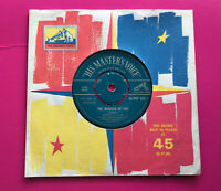 "A91, The Wonder Of You, Ronnie Hilton, 7"" 45rpm Single, Very Good Condition"