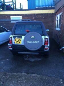 For Breaking - Land Rover Freelander 05