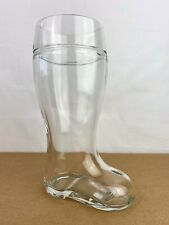 German Das Boot Beer Boot Mug 1 Litre (Holds Almost 3 bottles) High Quality