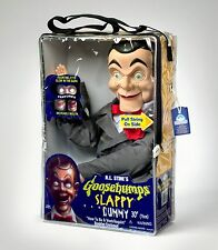 Slappy Ventriloquist Dummy Doll Puppet NEW WITH CASE! Goosebumps Dummy