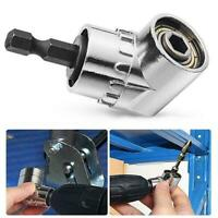 Handle Right Angle Drill Adapter 105 Degree Electric Drill Bit Tool Hex V3M0