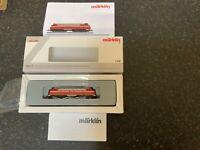 Marklin spur z scale/gauge Diesel Locomotive. New. 2020 Marklin release.