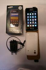 Samsung Galaxy Ace GT - S5830i - ohne Simlock - incl. Schutzhülle - Zweithandy