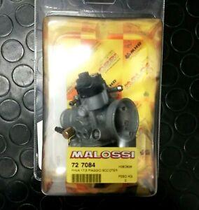Carburatore carburator DELLORTO PHVA 17,5 ED PIAGGIO Made Italy MALOSSI 727084