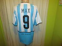 "TSV 1860 München Nike Trikot 2003/04 ""LIQUI MOLY"" + Nr.9 Max + Signiert Gr.L"